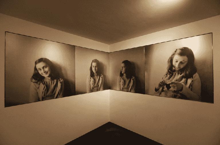 História do Museu e Casa de Anne Frank em Amsterdã