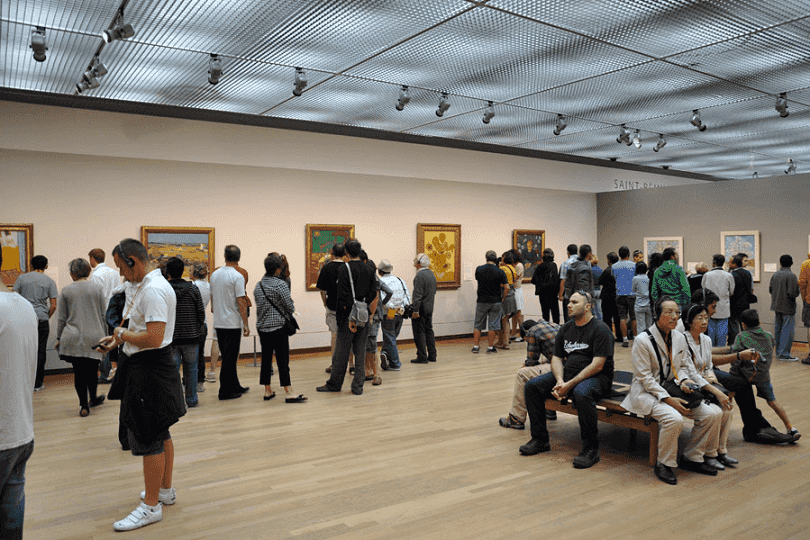 Museu Van Gogh em Amsterdã