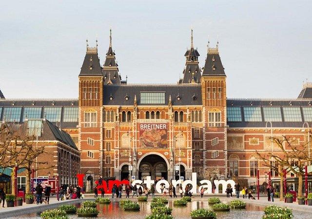 Principais Pontos Turísticos em Amsterdã