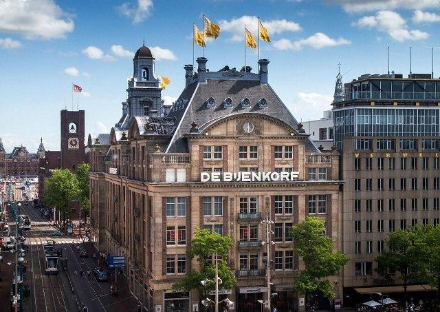 Compras em Amsterdã