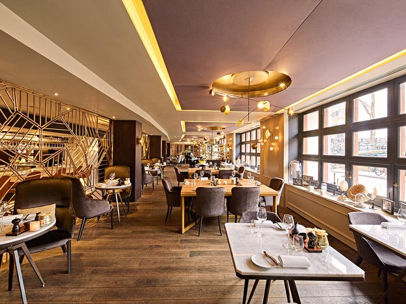 Restaurantes em Amsterdã