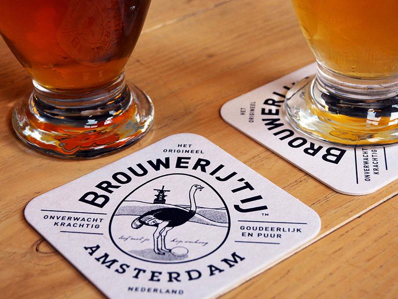 Bares em Amsterdã