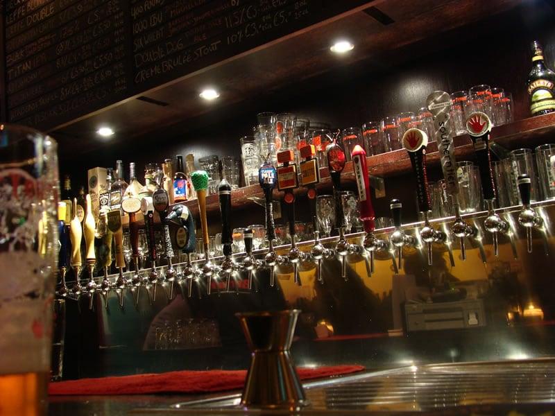 Bar Beertemple em Amsterdã