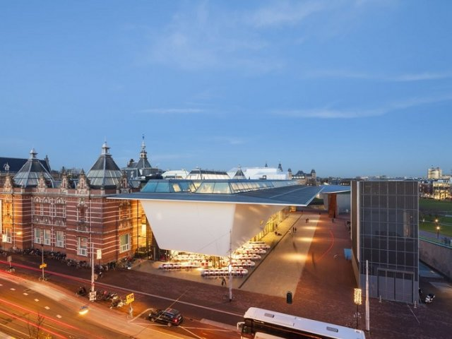 Museu Stedelijk em Amsterdã