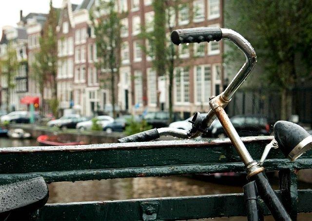 Clima e temperatura em Amsterdã