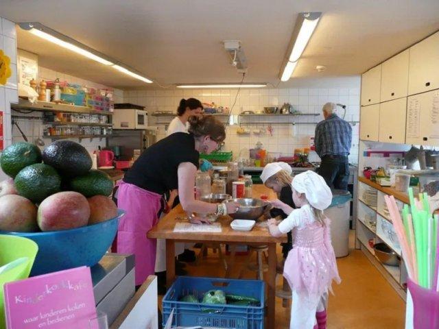 O que fazer com crianças em Amsterdã