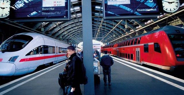 Onde comprar passagens de trem para a Holanda