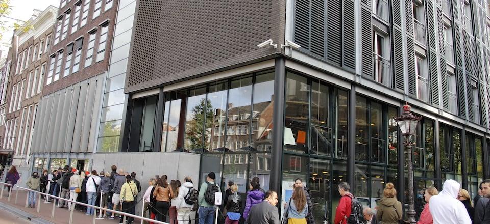 Museu e Casa de Anne Frank em Amsterdã para curtir a lua de mel