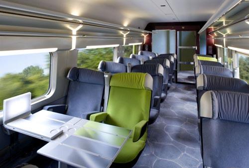 Passagens de trem na Europa