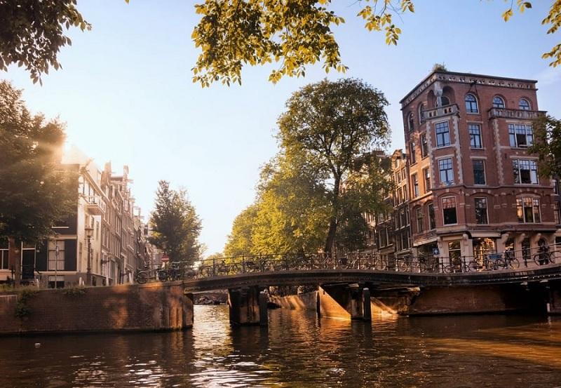 Deficientes físicos em Amsterdã