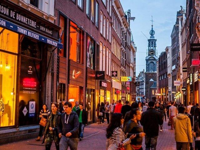 Passeios em Amsterdã