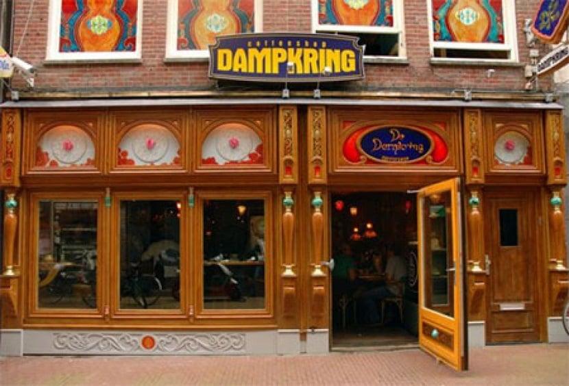 Coffee Shops em Amsterdã