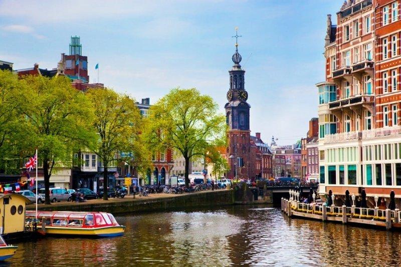 Visite Volendam na Holanda