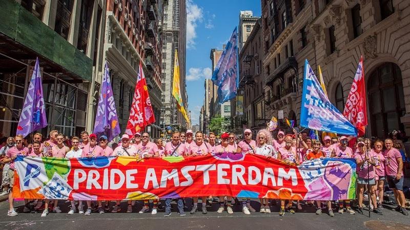 Lugares LGBTI em Amsterdã