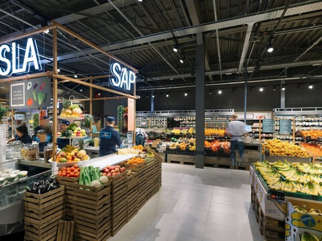 Supermercados em Amsterdã