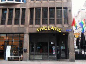 Vive la Vie em Amsterdã