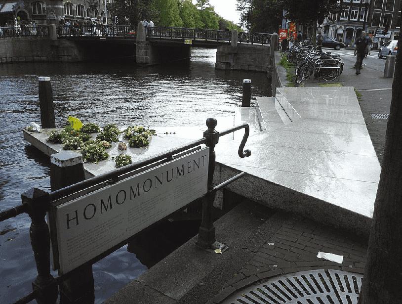 Homomonument em Amsterdã