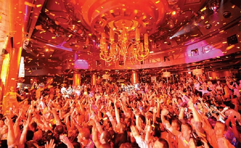 Club Roque em Amsterdã