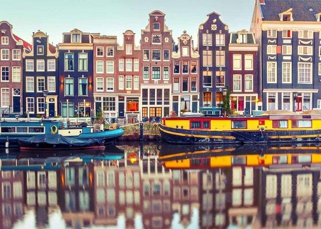 Como achar passagens muito baratas para Amsterdã