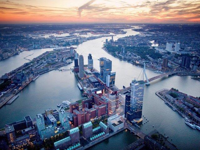 Onde ficar em Roterdã: melhores regiões