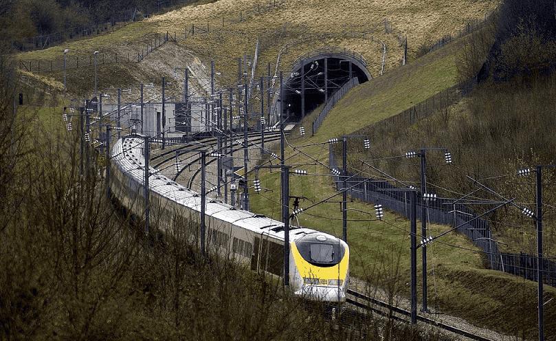 Viagem de trem de Amsterdã à Zurique