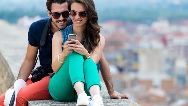 Usar o celular à vontade em Roterdã