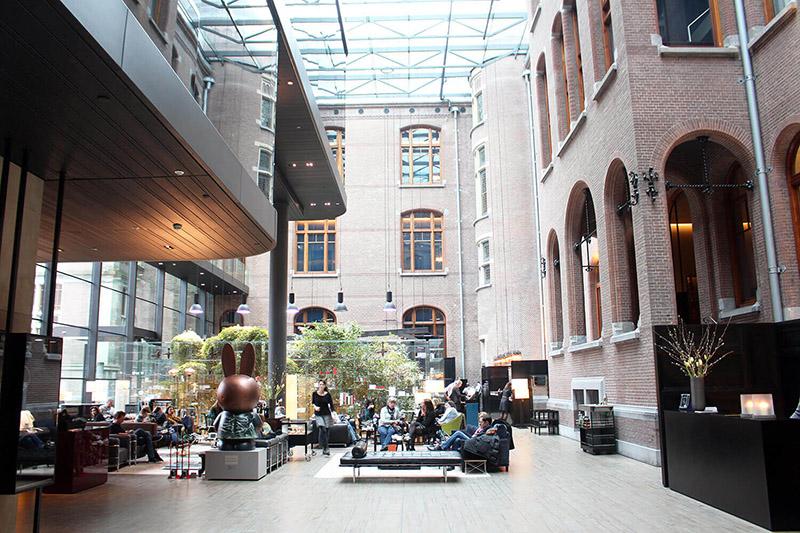 Melhores hostels em Amsterdã