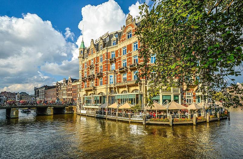 Melhores hotéis em Amsterdã