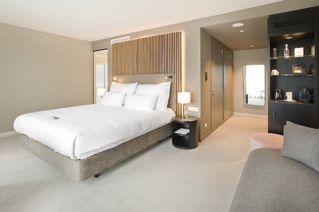 Hotel Pestana Amsterdam Riverside - quarto