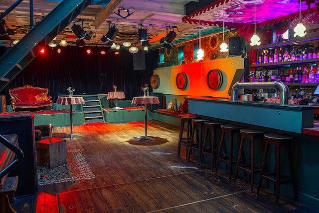 Bar Vessel 11 em Roterdã