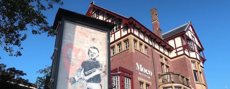 Moco Museum em Amsterdã
