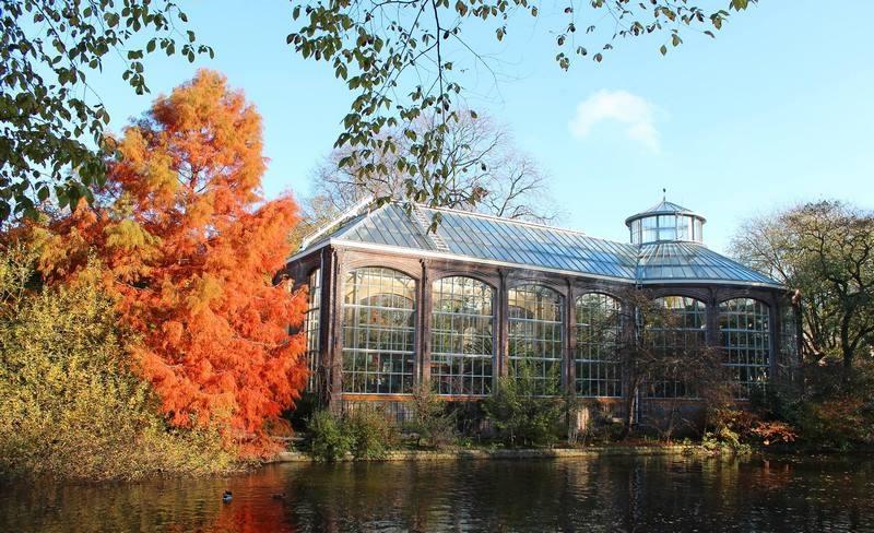 Hortus Botanicus em Amsterdã