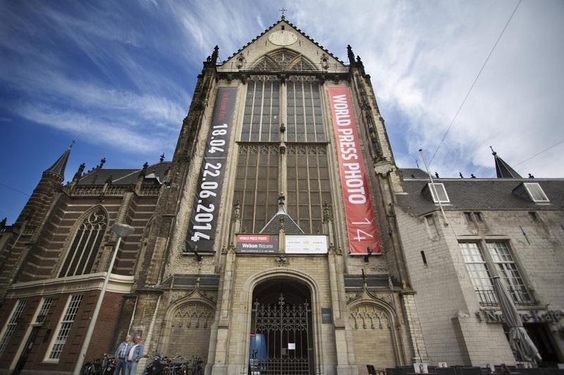 Nieuwe Kerk em Amsterdã