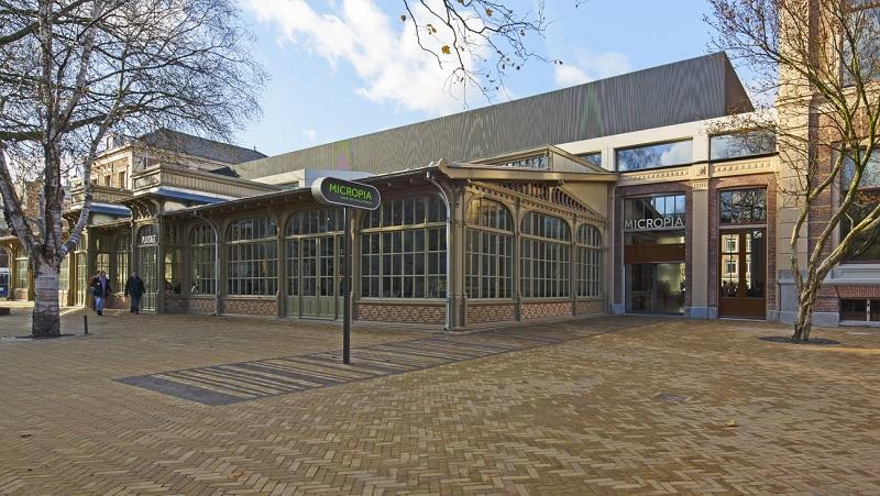 Museu Micropia em Amsterdã