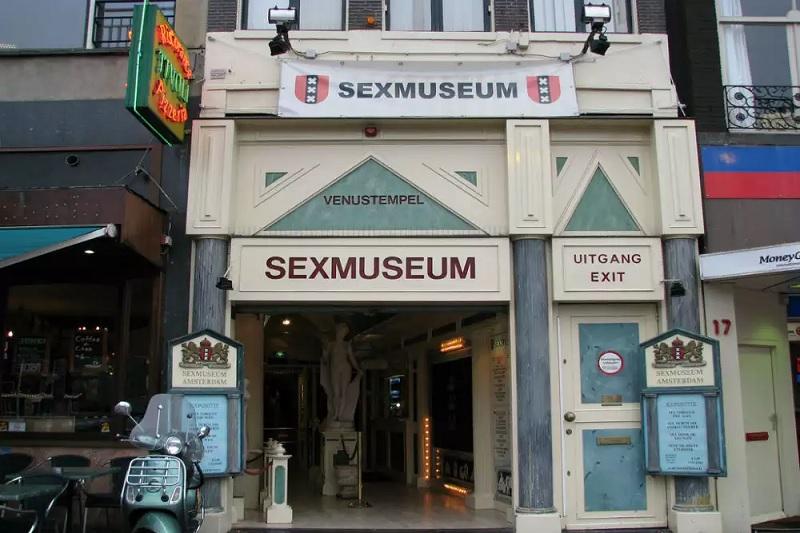 Museu do Sexo em Amsterdã