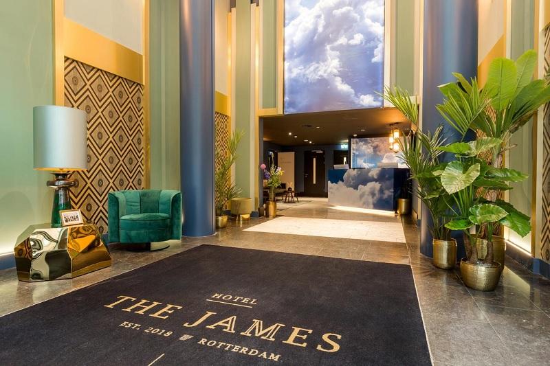 Hotéis bons e baratos em Roterdã
